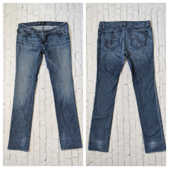 Rock & Republic Denim - Rock & Republic Blue Denim Jeans